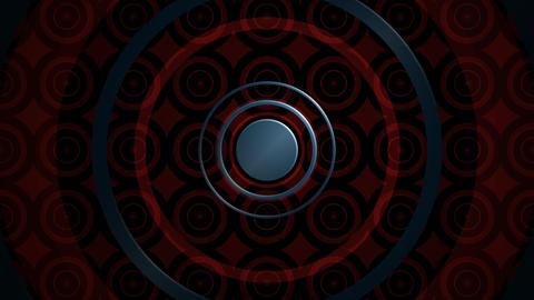 futuristic kaleidoscope pattern Animation