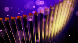 purple bokeh lights Animation