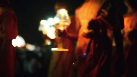 Yii Peng Monks Footage