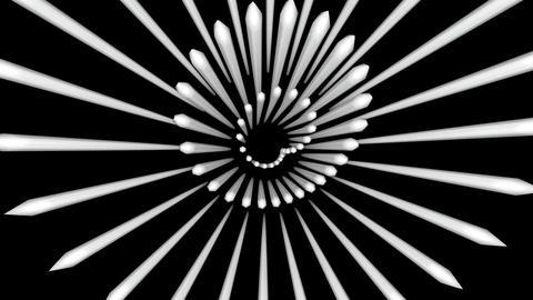 florist stick burst Animation