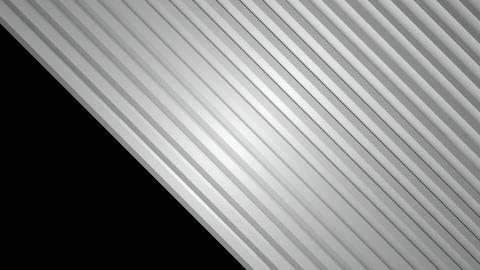 slant pile array Animation