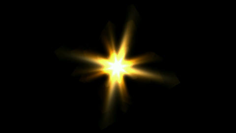 Gold light,sunshine,seamless loop,satr,Fireworks,lighter,material,particle,symbol,vision,idea,creati Animation