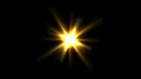 Gold light,sunshine,seamless... Stock Video Footage