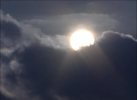 eclipse Stock Video Footage