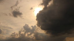 Clouds Timelapse Footage