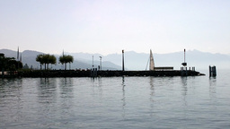 Lake Geneva Lac Leman 05 Footage