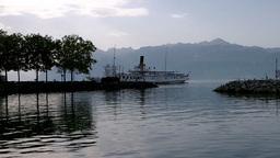 Lake Geneva Lac Leman 11 Footage