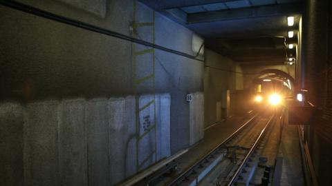 Subway Stock Video Footage