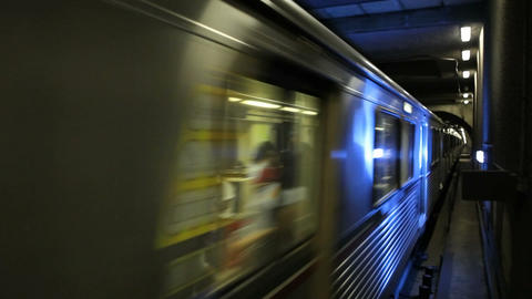 Subway Footage