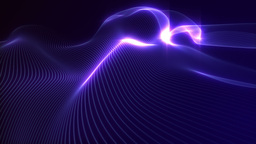 Violet motion loop background Stock Video Footage