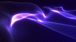 Violet motion loop background Stock Video Footage