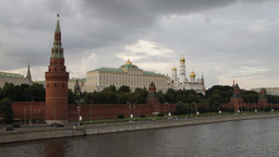 moscow kremlin timlapse Footage