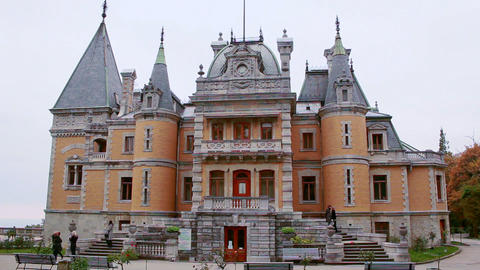 Castle Massandra Footage