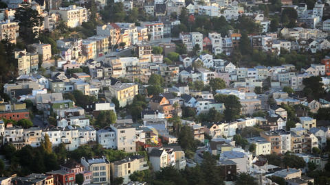 San Francisco Stock Video Footage