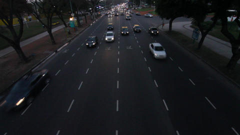 Rush Hour in Buenos Aires Footage