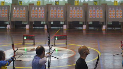 Bow and Arrow Indoor Live Action