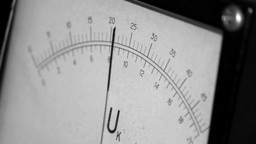 dial meter Footage
