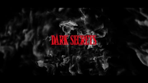 DARK SECRETS After Effects Template
