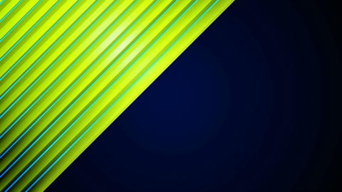 yellow slant stripes Animation