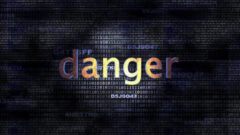 Danger Animation