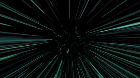 Green laser beams. 4K UHD 3840 x 2160 Stock Video Footage