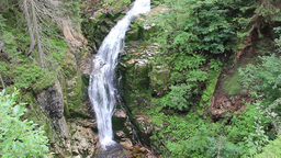Kamienczyk Waterfall 3 Live Action