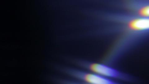 Light leak and bokeh HD Footage