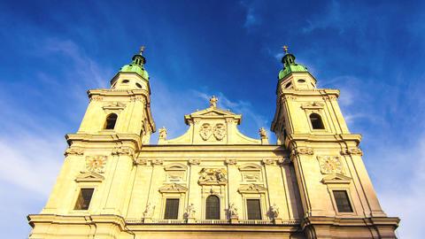 Salzburg Cathedral Live Action