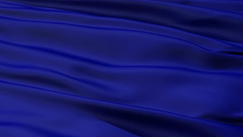 Deep Royal Blue Material Background Stock Video Footage