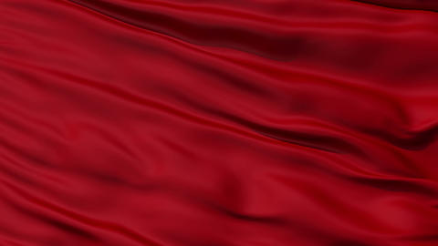 Plush Red Romantic Fabric Background,seamless looping Animation