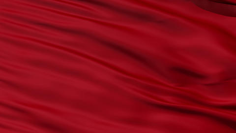Plush Red Romantic Fabric Background,seamless looping Stock Video Footage