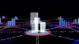 Network City 2c HD stock footage