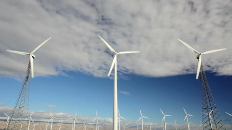 Wind Turbine Footage