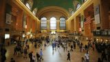 Grand Central Station stock footage