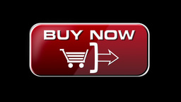Online Shopping Buy Now 01 red LOOP Stock Video Footage