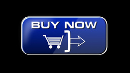 Online Shopping Buy Now 03 blue LOOP Stock Video Footage
