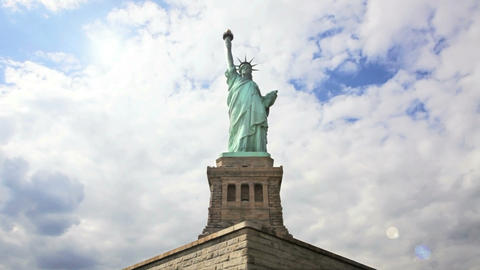 Statue of Liberty, Time Lapse Footage