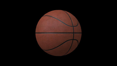 Looping Basketball Ball Animation Animation