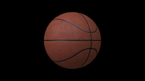 Looping Basketball Ball Animation Animation