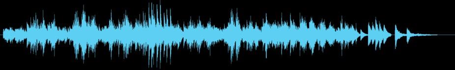 Scriabin A.N. Prelude Op.16, #1 stock footage