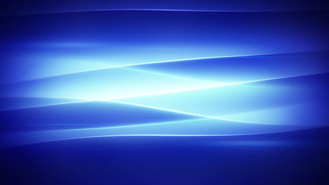 blue wavy smooth lights loopable background Animation