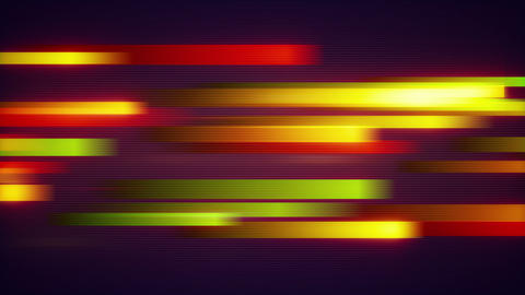 orange stripes data transfer loopable background Animation