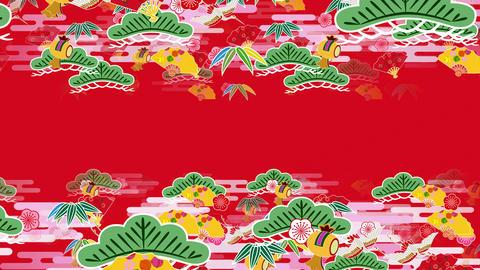 Japanese Pattern Engimono A 1r 4k Animation