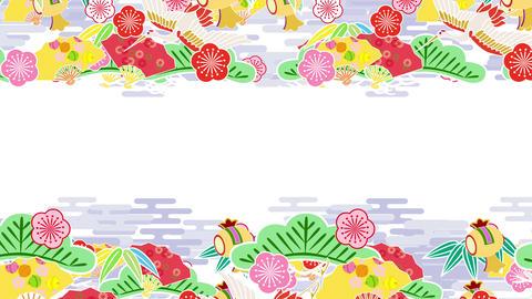 Japanese Pattern Engimono Ks 1 4k Animation