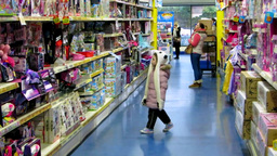 Toy Store Footage