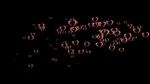 Valentines Day Decoration Animation