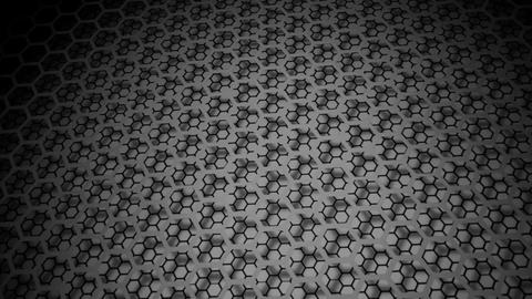 hexagonal slant background Animation