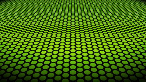 green dot floor Animation
