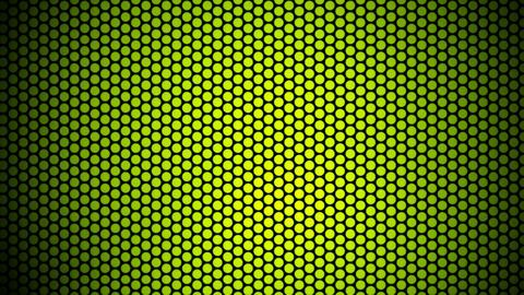 green shift dots Animation
