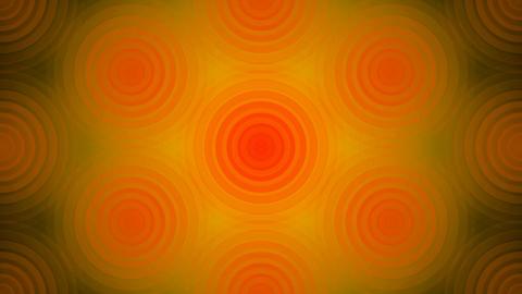 yellow circle signal Animation